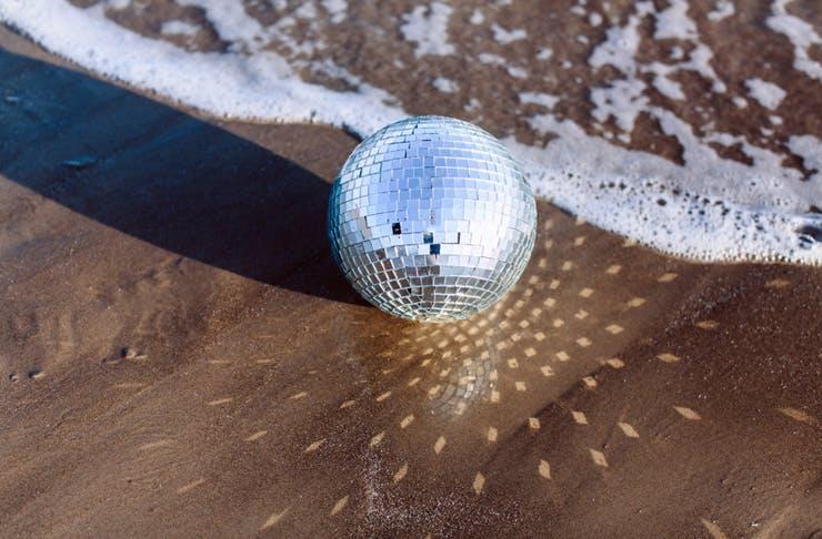 Silent beach disco sydney