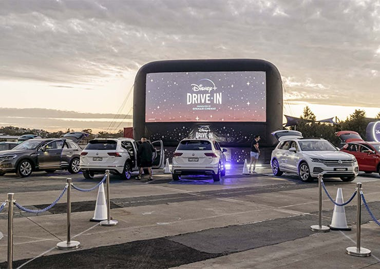 A Drive-In Cinema Dedicated To Disney Is Heading For The Gold Coast