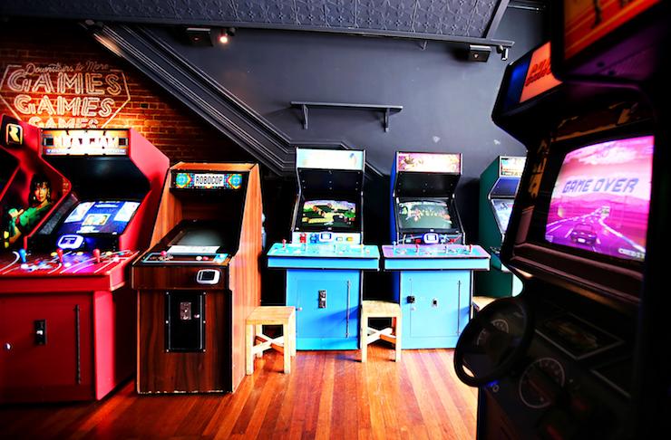 Palace Arcade Perth