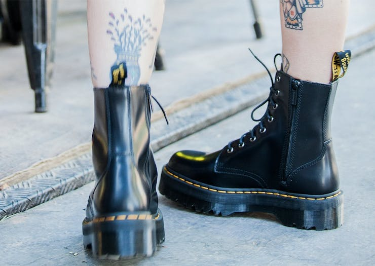 Calling All Dr. Martens Fans, The Iconic Shoe Brand Opens Its First Store In Wellington Tomorrow