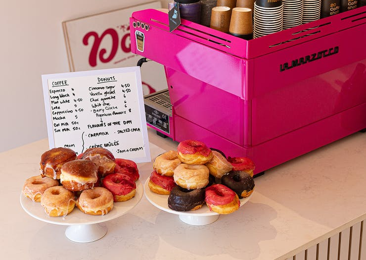 Doe Donuts Has Just Opened Their Delicious First Store In Grey Lynn