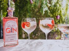 Sip Rosé, Pink G&Ts And Pink Gin-Based Cocktails At This Epic Pink Pop Up Bar