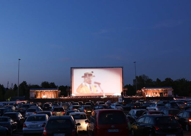 Start Your Engines, Perth's Drive In Cinema Is Re-Opening This Weekend