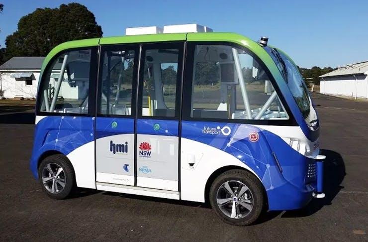 driverless-bus-sydney