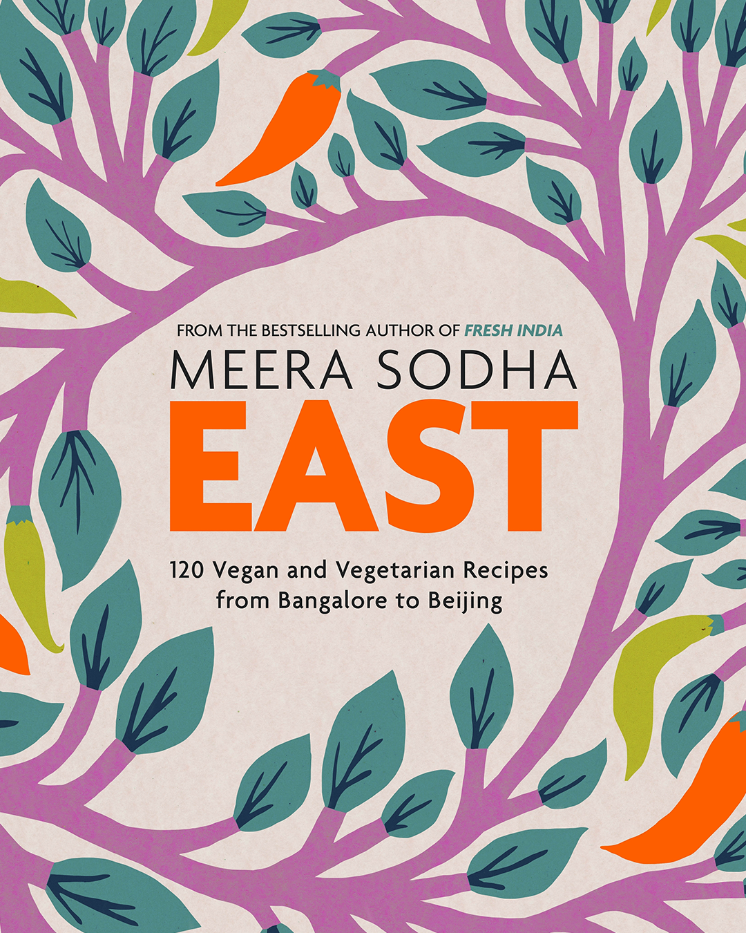 East Cookbook Cover