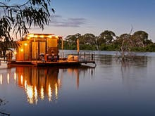 This Floating Eco Pod On The Murray Is Your Next Weekend Destination