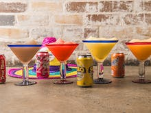 Sip On A Frozen Pasito, Mountain Dew Or Ginger Beer Margarita At This Tex-Mex Spot