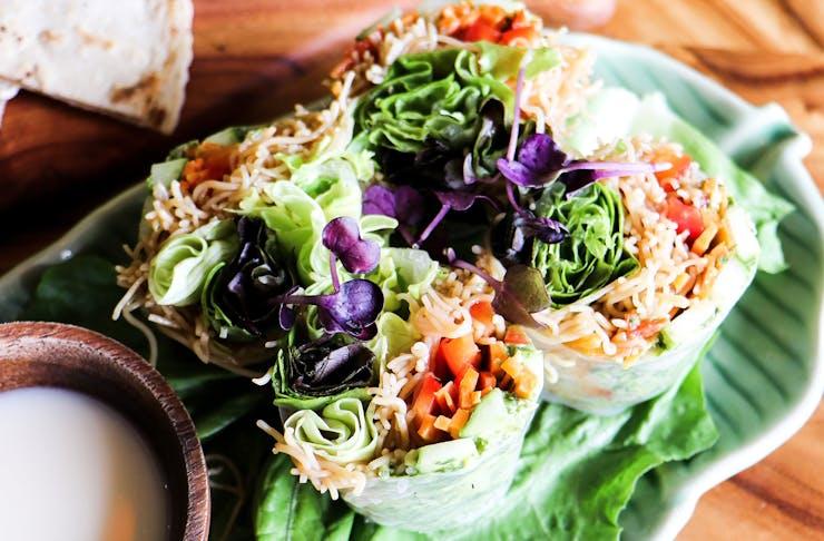 vegan restaurant elixiba
