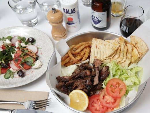 ena greek street food sunshine coast