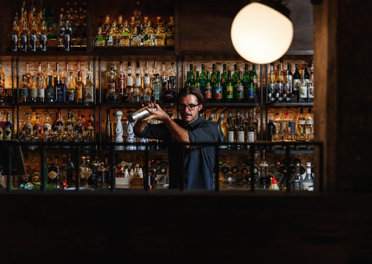 Work Your Way Through The Mezcal Collection At Esteban, Sydney's New Basement Tequila Bar