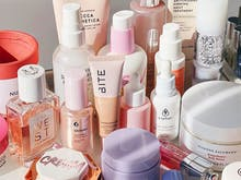 Clean Up Your Beauty Act With This Virtual Emporium Of Organisers, Lighting And Furniture