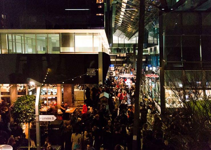 Madame Brussels Lane European Night Market Is Back For Winter