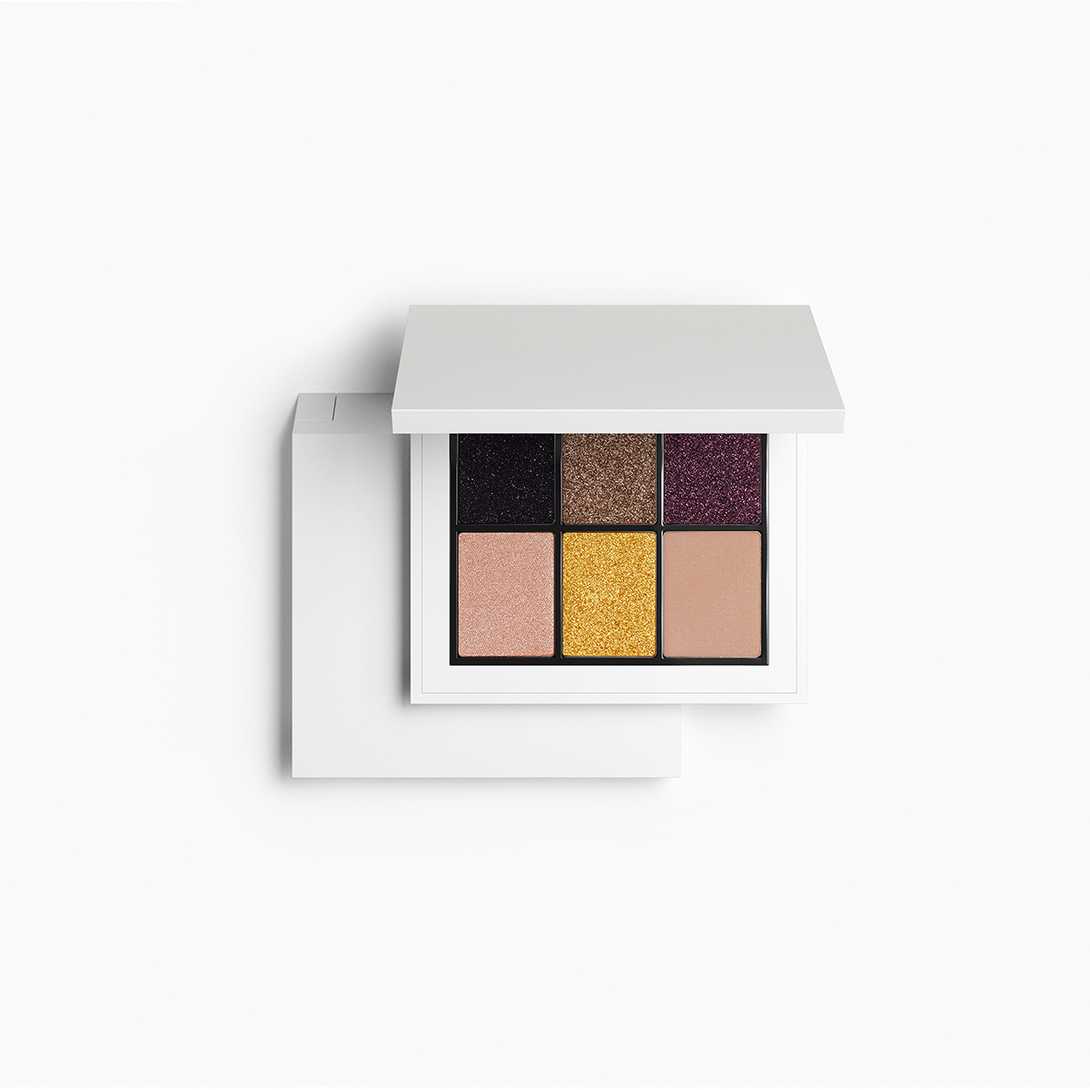 an eyeshadow palette