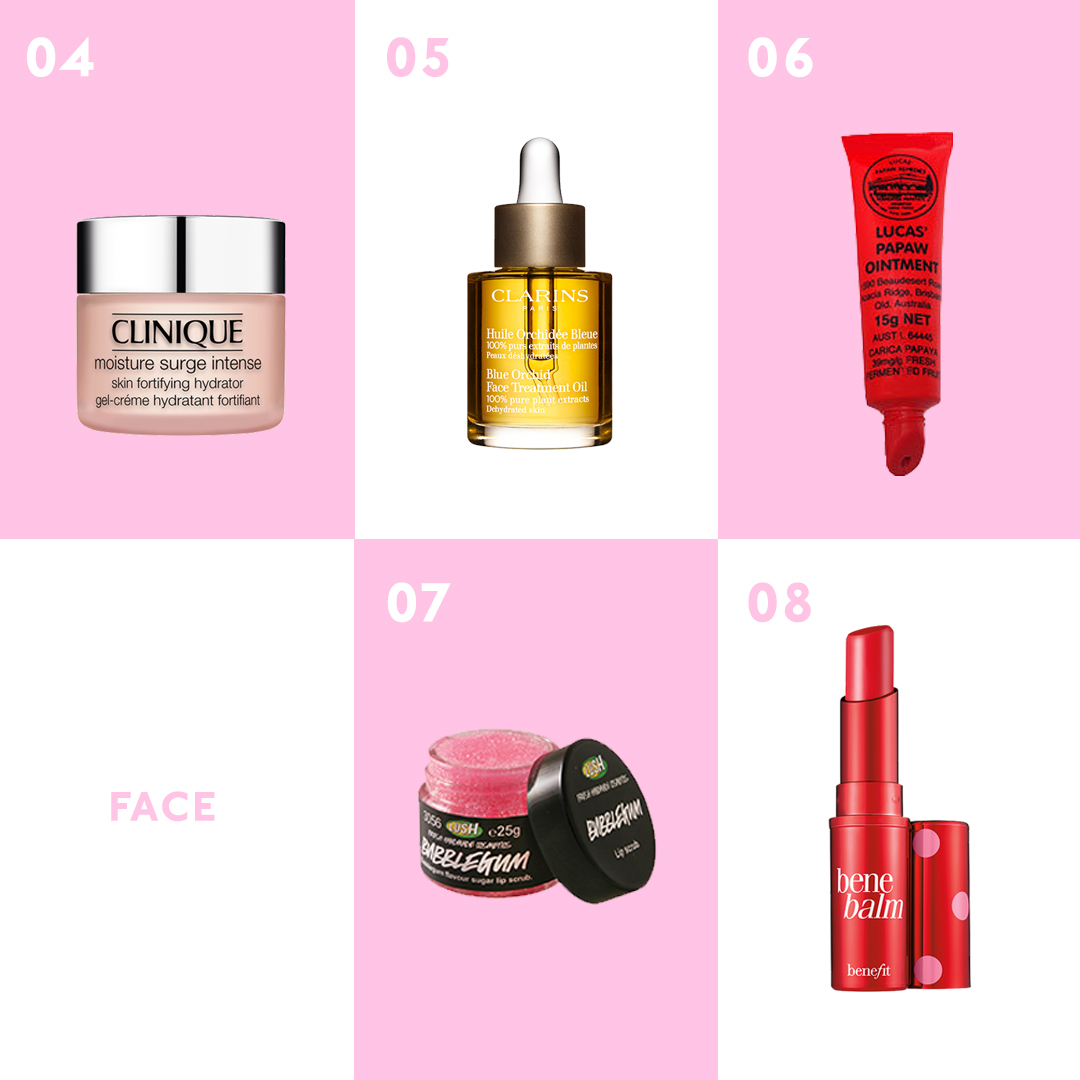 From Top To Toe: Your Winter Beauty Guide