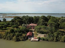 Escape Reality, A Private 50-Acre Italian Island And Farmhouse Is Up For Grabs On Airbnb