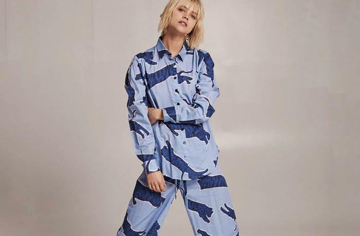 fancy pyjamas