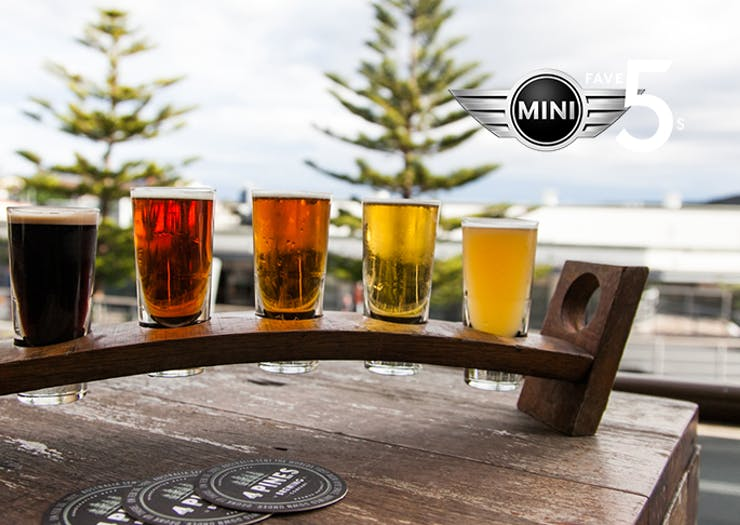 4 Pines craft beer in Sydney