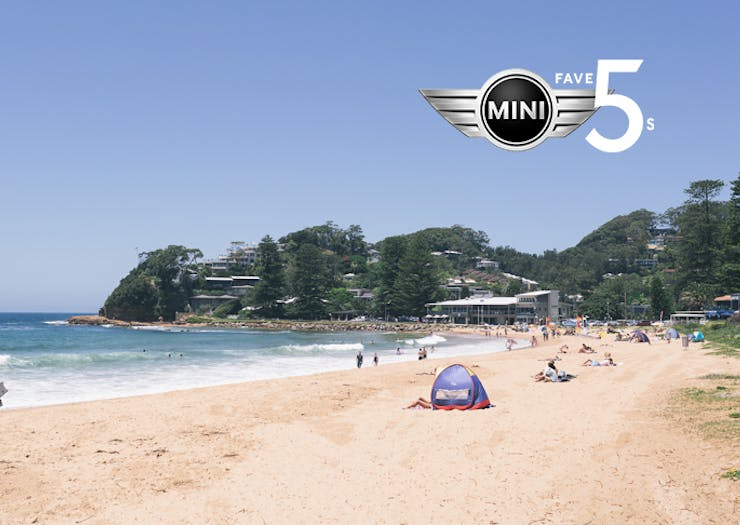 Fave 5 Beaches On The Central Coast