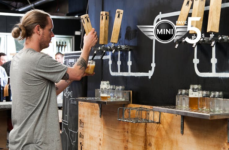 Batch Brewing craft beer in Sydney