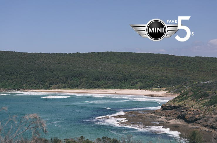 best beaches near Sydney