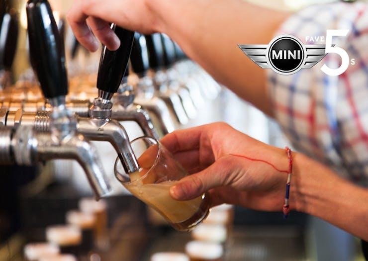 Rocks Brewing Co craft beer in Sydney