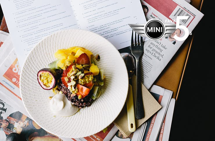 best cafes in manly sydney