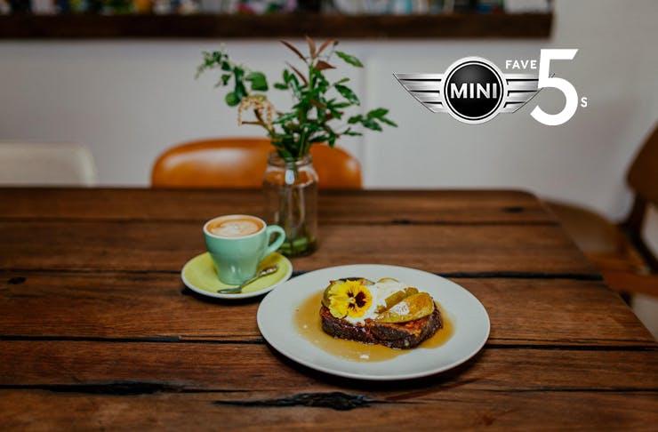 Mini Fave 5 Sunshine Coast Cafes