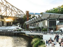 Time For A Pint, A Massive New Beer Hall Just Opened At Howard Smith Wharves