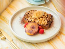 Have Chocolate For Breakfast With This Dreamy Ferrero Rocher Brûlée French Toast