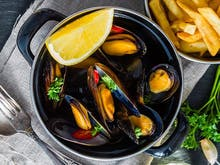 A Massive All-You-Can-Eat Mussel Festival Is Happening!