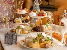 Get Ready To Stuff Yourself Silly, A Deliciously Festive High Tea Is Coming To Wellington