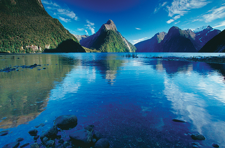 beautiful new zealand escapes