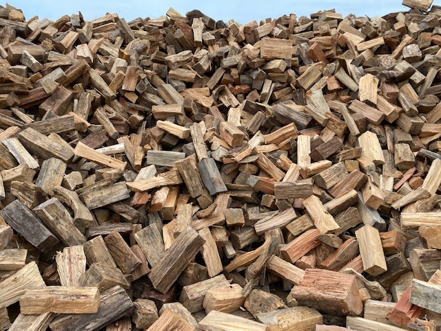 hot mix firewood