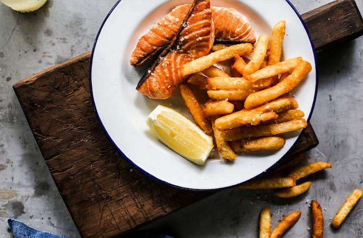 fish and chippery melbourne