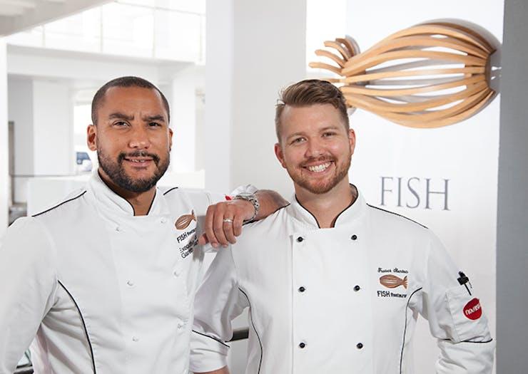 FISH Auckland Hilton