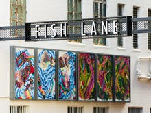 Grab Your Canvas Tote, Fish Lane Is About To Score A New Laneway Market