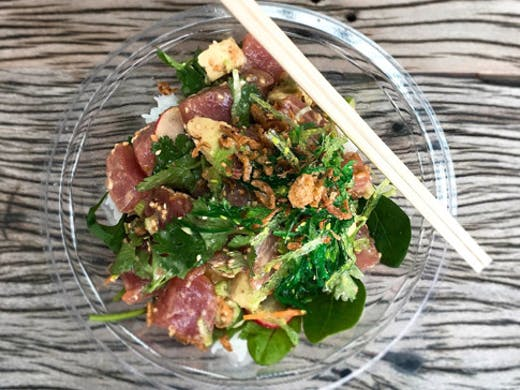 fishbowl poke bar bondi