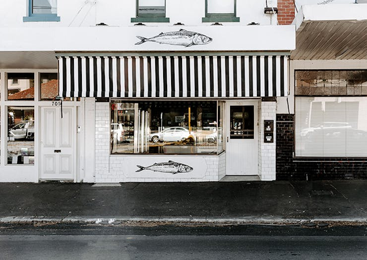 Meet The Locals: Carlton North's Second-Gen Fishmonger Serving Up Fresh Lobster Rolls For Lunch