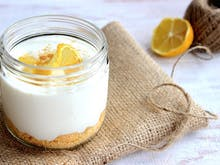 The Healthy (And Easy) Lemon Cheesecake Pots We Love To Love