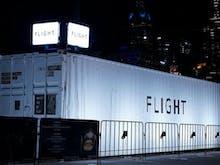 Scare Yourself Silly Inside FLIGHT, Melbourne's Very Creepy Flight Simulator