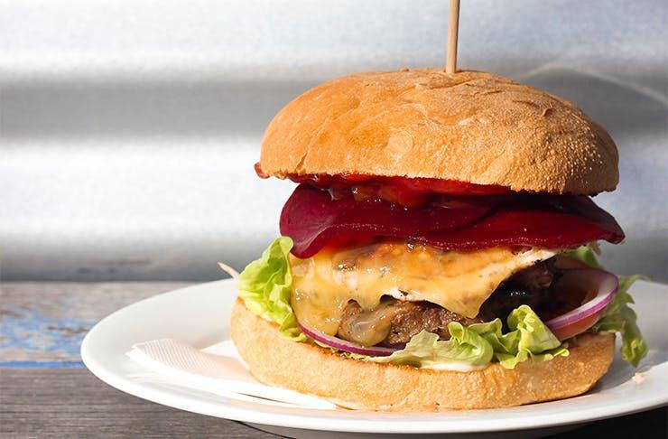 Flipside Free Burgers