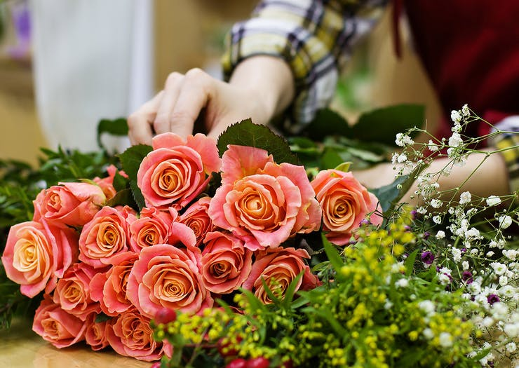 Spoil Someone Rotten With Auckland's Best Flower Delivery Services
