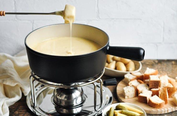 fondue kit