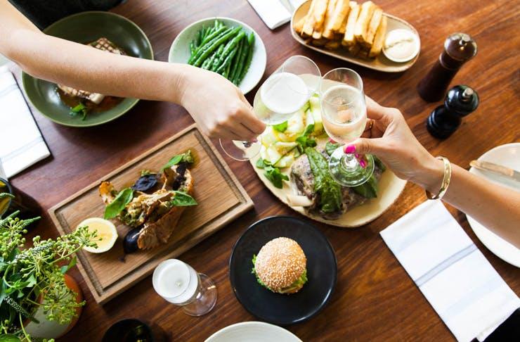 food events april