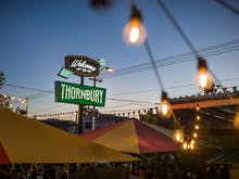 Cure Your Food Truck Blues, Welcome To Thornbury Is Reopening As A Drive-In Food Truck Park