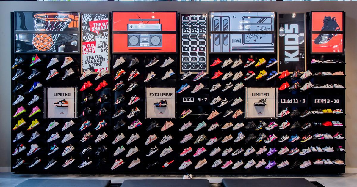 Foot Locker Power Store | QV Melbourne
