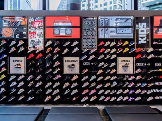 Foot Locker Power Store | QV Melbourne | Melbourne | Urban List