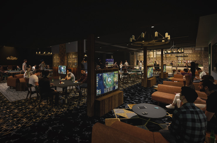 fortress-esports-melbourne-basement-bar