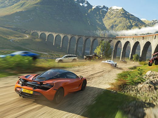 Forza Horizon 4 Has Hit The Shelves And It's Actually
