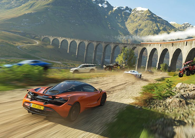 Forza Horizon 4 Has Hit The Shelves And It's Actually Stunning